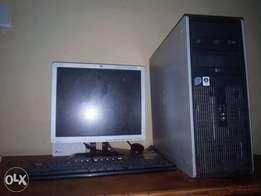 HP Compact pc