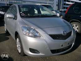 2011 Model KCP...Toyota Belta with ALLOY Rims