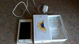 IPhone 6s Gold *64gb