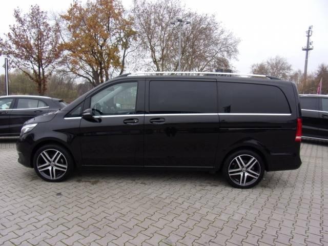 Mercedes-Benz V 220d  Edition, Leder, Comand, Distr., 360 Bluetooth Navi LED Vollleder Klima Einparkhilfe el. Fenster - 2018 - image 3