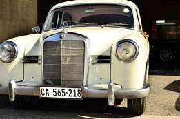 """""""58 Mercedes Benz 190 for Sale"""