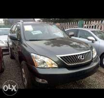 Tokunbo Lexus Rx330, with DVD