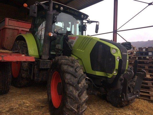 Claas Arion 650 Cebis - 2013