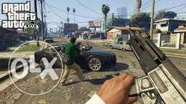 GTA 5 / Grand Theft Auto(Pc game) and many other pc games