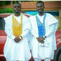 Agbada natives