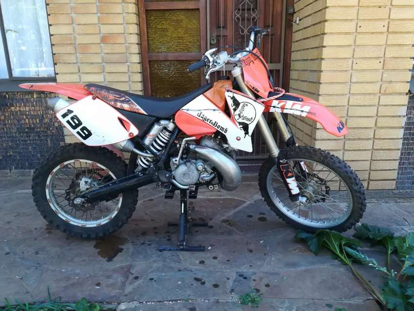 2003 Ktm Exc 200 Motorcycles Scooters 1056987952