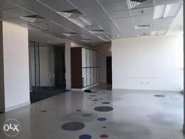 320sqm Partitioned ready move office in BIN OMRAN