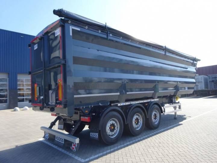 Kloos Ferrotrailer 2.0 Hardox 55m3