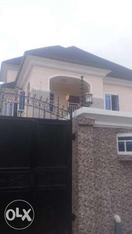 Newly Built Luxury 2bed Rooms Flat at Ajao Estate Isolo Lagos Mainland - image 1