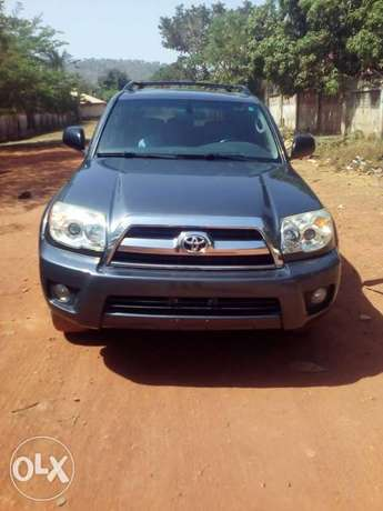 Toyota 4-Runner 2008 Blue For Sale Abuja - image 1