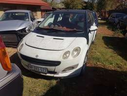 2005 Smart FourFour Non-Runner