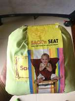 Sack and seat