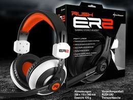 Special* NEW! The RUSH ER2 Stereo Headset SHIPPING INCLUDED??? YES