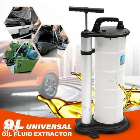 Car Oil Extractor