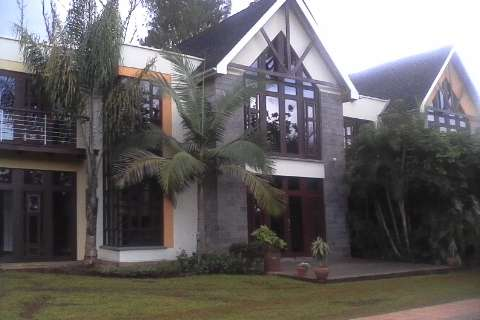 An outstanding Ambassadorial house to let in Runda Hurlingham - image 2