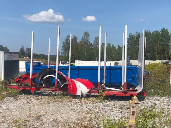 Scania R730 Timmerrede Bra Skick - 2013