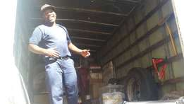 Home Movers available on Freedom Day and Workers day