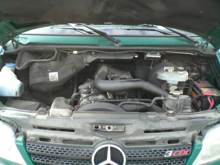 Mercedes-Benz 313 CDI Sprinter Maxi Doppelkabine - 2004 - image 8