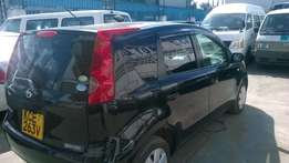 Nissan Note (Quick Sale) 550,000/- negotiable