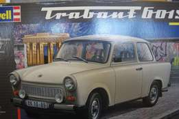 1/24 Scale Revell Trabant 601S