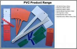Nursery pvc products
