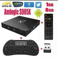 X96 Amlogic S905X 1G/18G Android 6.0 + wireless keyboard