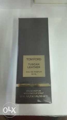 Tom Ford tuscan leather perfume عطر