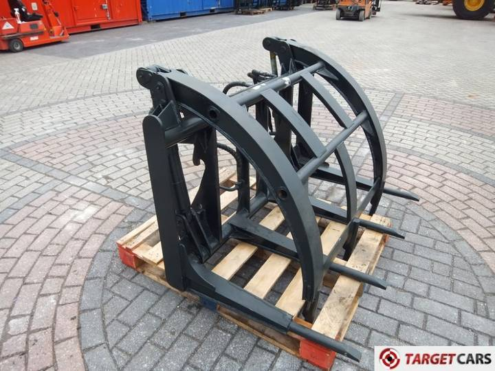 Target  Grass Grapple Forks for wheel loader 275KG - 2008