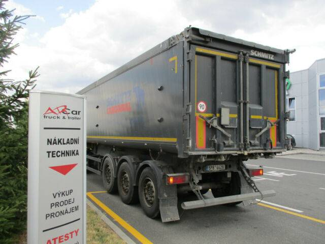 Schmitz Cargobull SKI 24 SL 48m3 - 2019