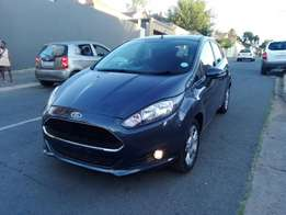 2013 Ford fiesta.1.0 Eco boost