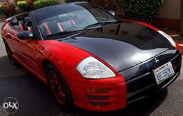 Mitsubishi Eclipse Spyder For Sale