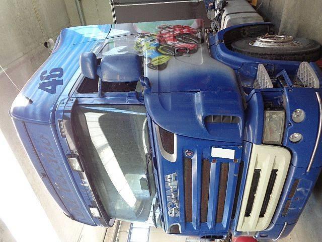 Scania R 620 TOP LINE MANUALE RETARDER ADR - 2007