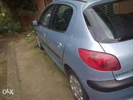 Peugeot 206 safe daily runner