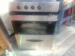 Oven stainless