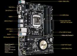 Asus H97M- E motherboards