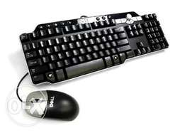 USB dell Keyboard and Mouse