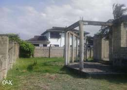 Unfinished House at Mbezi Beach