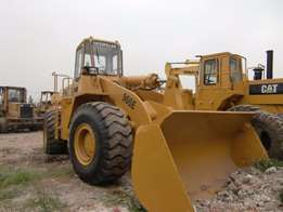 Front end loaders for hire