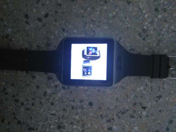 Dz09 Smart watch phone Kalimoni - image 2