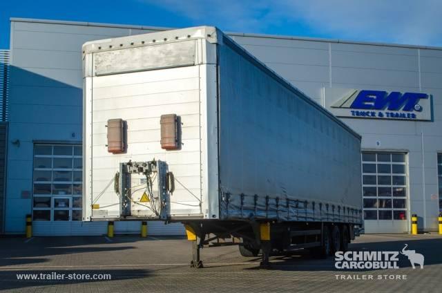 Schmitz Cargobull Semitrailer Curtainsider Mega - 2005