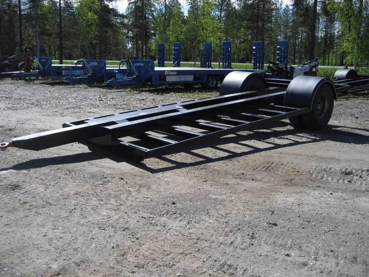 Traktorilavetti Uusi 1-akselinen 6-9tn Koneille - 2019