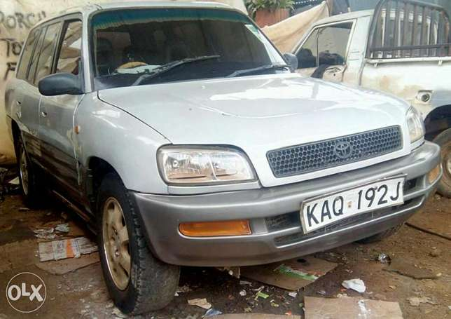 Rav4 Toyota (manual) Westlands - image 1