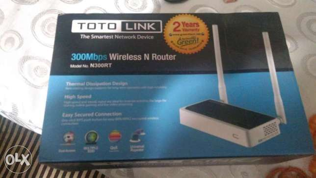 TITO LINK Wireless N Router