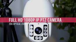 PTZ Camera 2MP/1080p 20x Optical Zoom