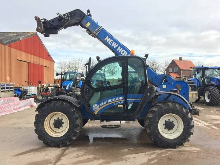 New Holland LM7.35 - 2014