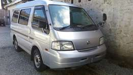Nissan vanette brand new car