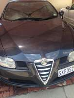 Beautiful Alfa Romeo GT for sale 3.2 v 6 Distictive