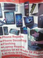 Laptops and Phones for Sale and Repairs
