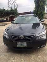 very very neat first body 2008 model Nigeria used Toyota Camry Muscle