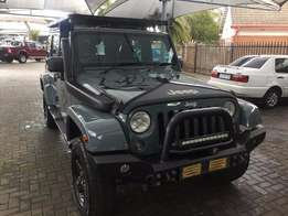Jeep Wrangler Unlimited 3.6L Sahara for sale